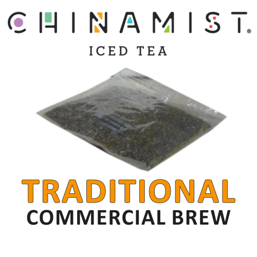 Traditional Iced Black Tea 30 4oz. Bags - Case